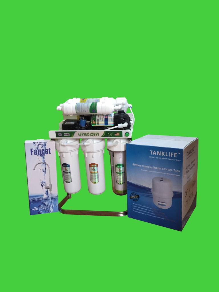 máy lọc nước nhiễm mặn