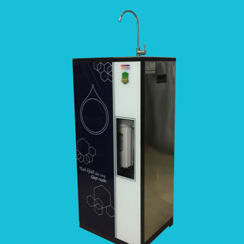 máy lọc nước mặn tủ inox 2